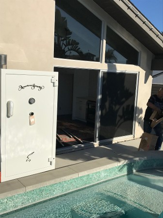Orange County Gun Safe Movers - Safe & Vault Mover - | Heavy Moving