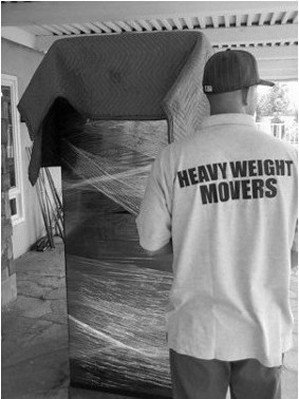 Heavy Weight Movers Guy